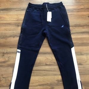Other - Navy blue STAPLE joggers